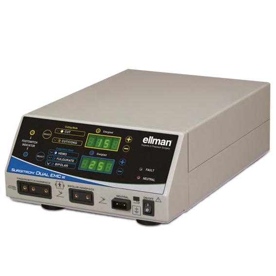 Radiobisturí-EllmanEMC90-distribuidor-techderma